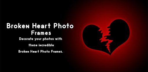 Broken Heart Photo Frames - Aplicacións en Google Play