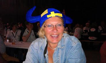 Photo: Många var vi från Sverige