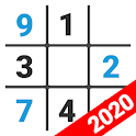 Numbers Puzzle 2020 - free classic puzzle game icon
