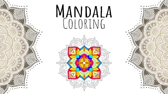 Mandala Coloring Pages 6