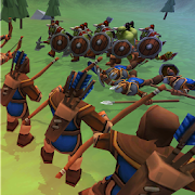 Orcs Vs Humans - Epic Battle Simulator APK baixar