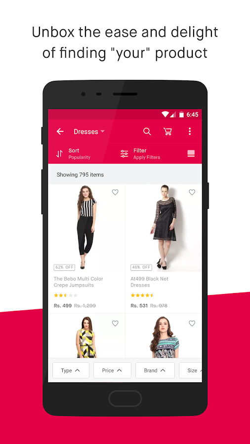 Snapdeal online shopping app for quality products for Online shopping for the home