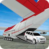 Prado Transporter Airplane: Free Truck Games