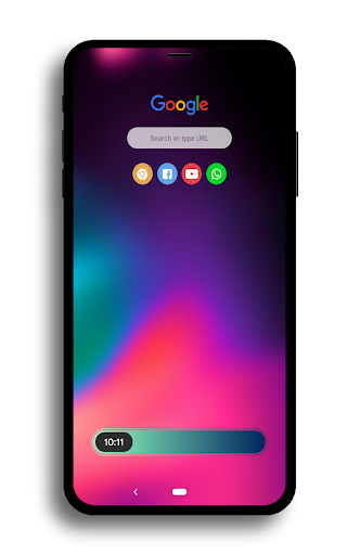 Screenshot for DCent kwgt in United States Play Store