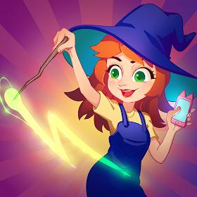 Gems Witch - Jewel Crush Adventure