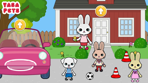 Yasa Pets Town screenshot 17
