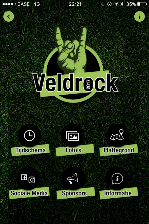 Veldrock- screenshot