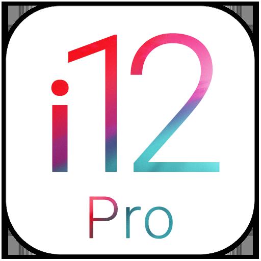 iLauncher OS 12 Pro - Phone X