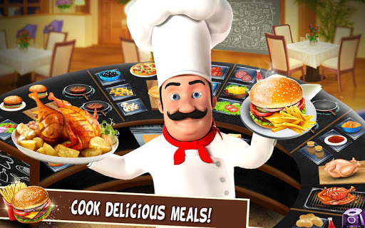 Super Chef Kitchen Story Restaurant Cooking Games  screenshots EasyGameCheats.pro 2