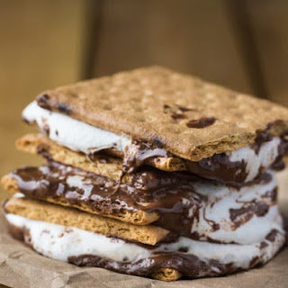 BBQ S'mores.