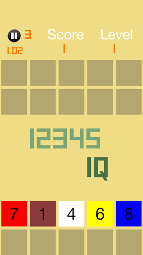 12345 IQ