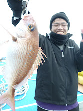 Photo: ナイス真鯛!