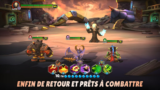Skylanders™ Ring of Heroes  captures d'écran 2