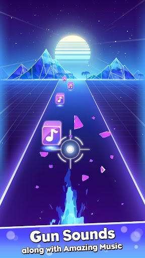 Beat Shot 3D - EDM Music Game 1.3.2 screenshots 3