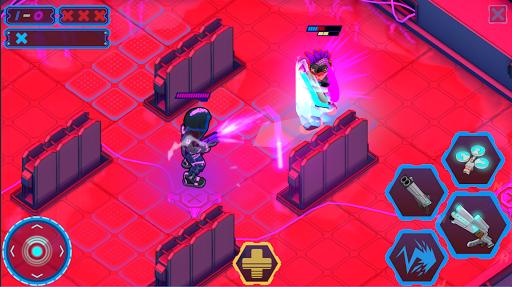 Gridpunk - Battle Arena 0.3.05 screenshots 5