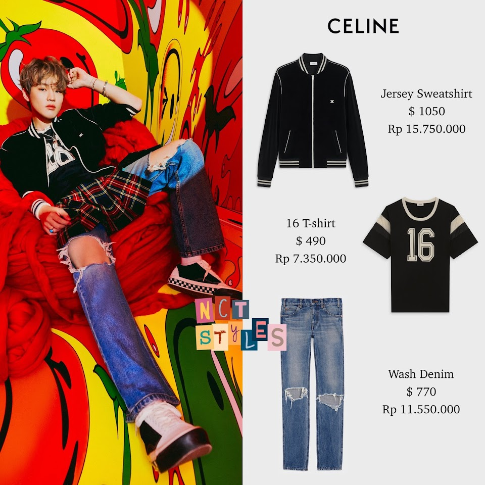 chenle outfit