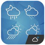 Free Zone Local Weather Widgets&alerts Icon