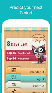 Download Period Tracker, My Calendar For PC Windows and Mac apk screenshot 1