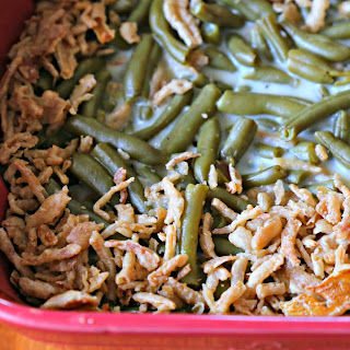 Green Bean Casserole Without Mushrooms Recipes.