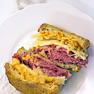 What I Learned This Summer {+ Classic Reuben Sandwiches}