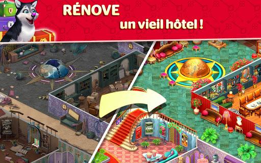 Télécharger Gratuit Hotel Blast  APK MOD (Astuce) screenshots 1