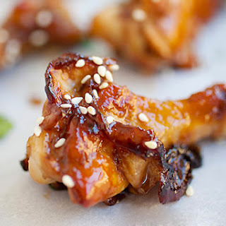 Honey Soy Chicken Wings