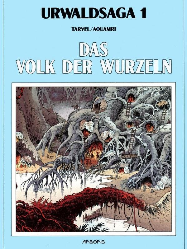 Urwaldsaga (1991) - komplett