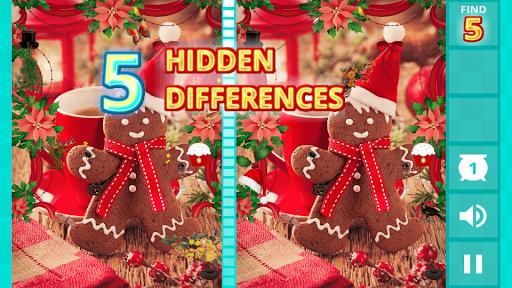 Hidden Difference: Cozy Xmas
