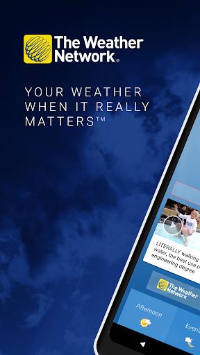 The Weather Network  screenshots 1
