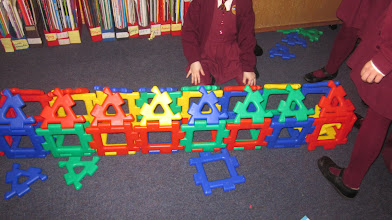 Photo: Senior Infants - Construction