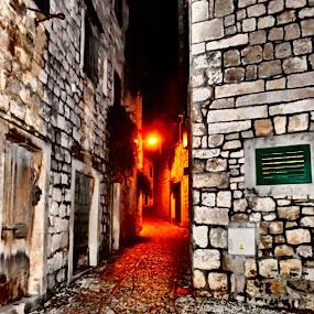 Dalamtia street by Iztok Conic - Buildings & Architecture Public & Historical