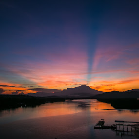 A photographer's luck by Rustam Razali - Landscapes Sunsets & Sunrises