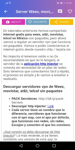 Http injector free internet 2019