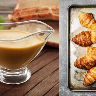 Stephanie Izard'S Croissant Gravy Recipe