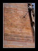 Photo: Albi, semi-reloj de la catedral