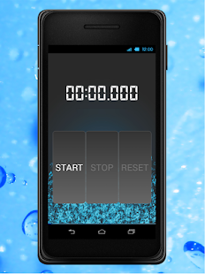 Cool Stop-Watch!- screenshot thumbnail