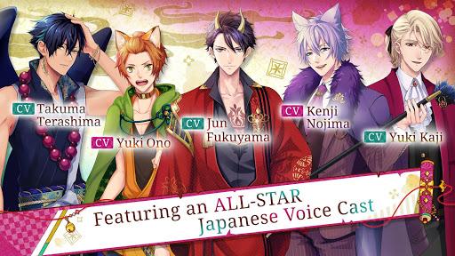 Ayakashi: Romance Reborn - Supernatural Otome Game filehippodl screenshot 7