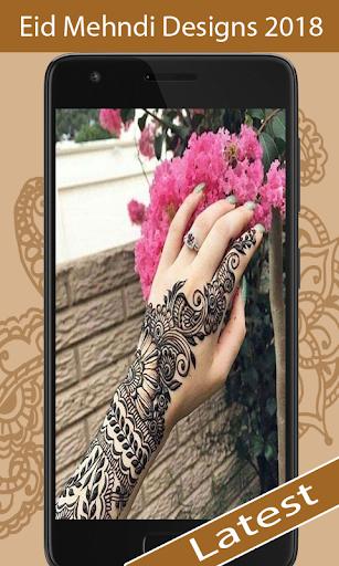 Trendy Eid Mehndi Designs u2013 Henna Eid Designs 2018 1.1 screenshots 8