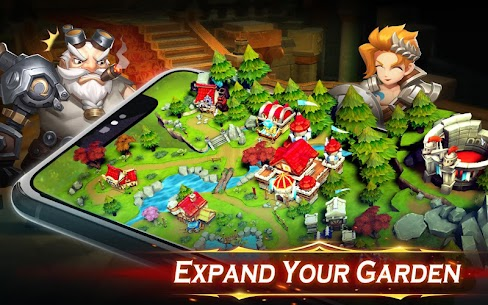 Pocket Knights 2 Mod Apk 2.8.1 (Ghost Mode + Extreme Damage + No Skill Cooldown) 5