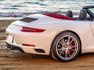 911 991H2 carrera S cabrioletのカスタム事例画像 Paneraorさんの2020年09月23日20:37の投稿