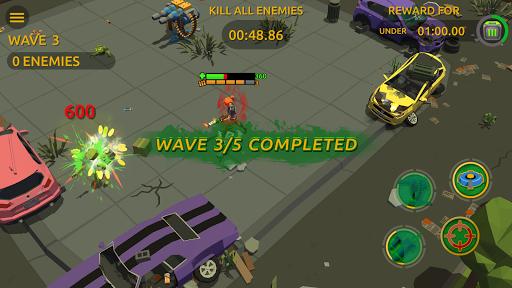 Zombie Blast Crew 2.1.1 screenshots 4