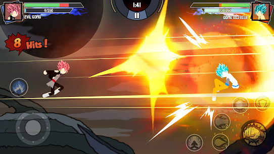 Stickman Warriors – Super Dragon Shadow Fight Apk Download For Android and Iphone Mod Apk 5
