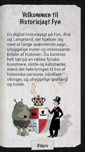 Historiejagt Fyn