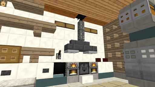 Furniture build ideas for Minecraft fond d'écran 2