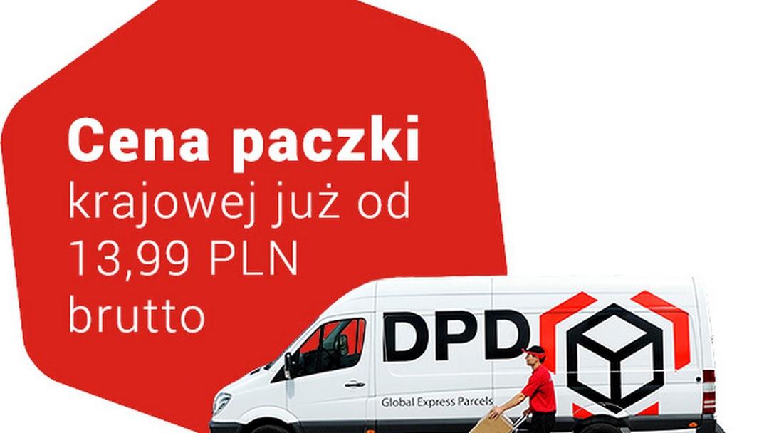 84120ec5a00910 DPD punkt nadania paczek - Przesyłki Kurierskie w: Zamość