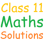 Class 11 Maths Solutions