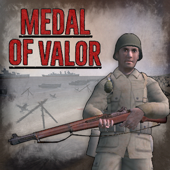 Baixar Medal Of Valor D-Day WW2 FREE para Android