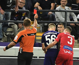 De reden waarom Vranjes niet in de selectie zat bij Anderlecht