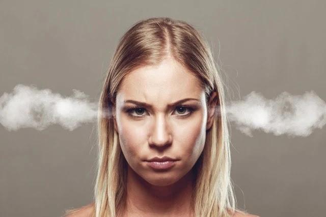 Rabbia / paura pensando a una persona molesta