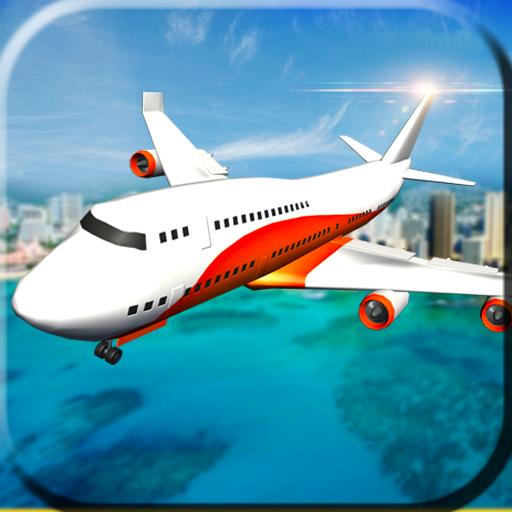 Real Pilot Airplane Flight Simulator